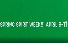 Students spring into spirit week
