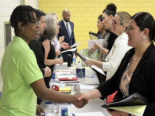 Career expo grants employment opportunities