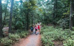 Cross country runs miles, fall season