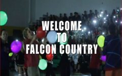 'Falcon fest' welcomes incoming freshmen