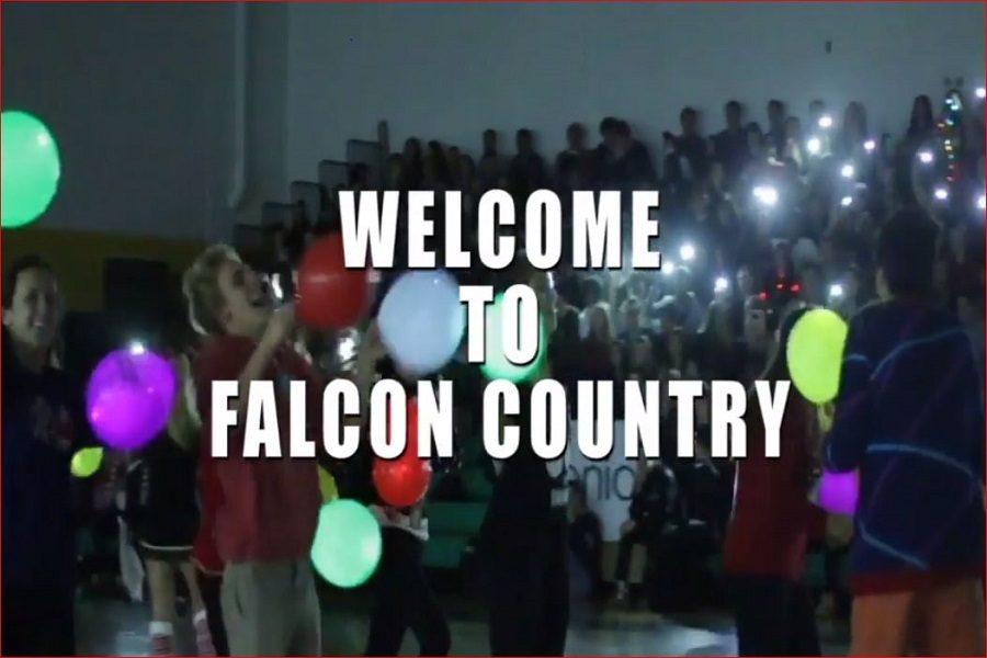'Falcon fest' welcomes incoming freshmen