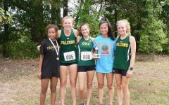 Cross country finishes runner-up