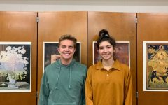Seniors recognized, National Merit semi-finalists