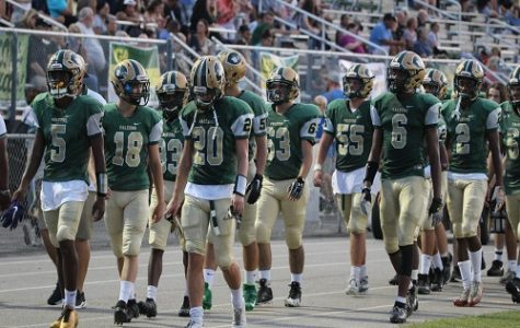 Falcon football gears up to tackle rival F.C.