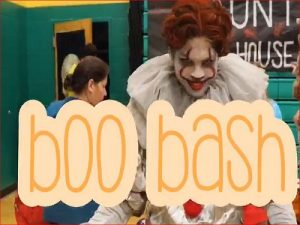 Boo Bash 'treats' children to safe night of candy and games