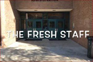 FALCONS WELCOME NEW staff members to the school complete with a