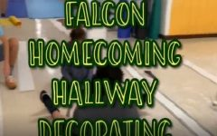 Classes go head-to-head, hallway decorating competition