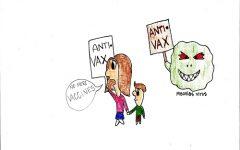 Editorial: Anti-vax, health crisis cause?