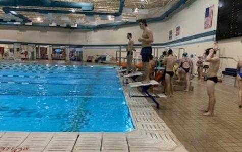 Swim wins big in first meet of season