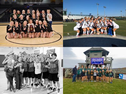 Falcon sports teams make a statement in Region 5A