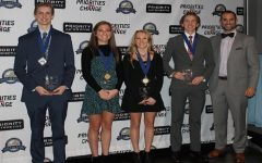Falcon field hockey players face off, finalists VHSL Hall of Fame
