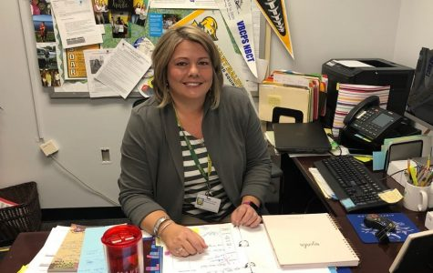 "Q & A: Guidance Counselor Jennifer Lanz newest ""Teacher of the Year"""