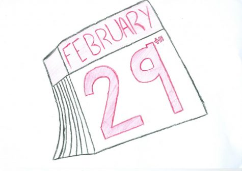 "THIS YEAR MARKS another ""leap year,"" with February 29 added to the calendar. with an extra day on the calendar. The extra day was added on hundreds of years ago when it was discovered that the extra day was necessary to keep the calendar in sync."