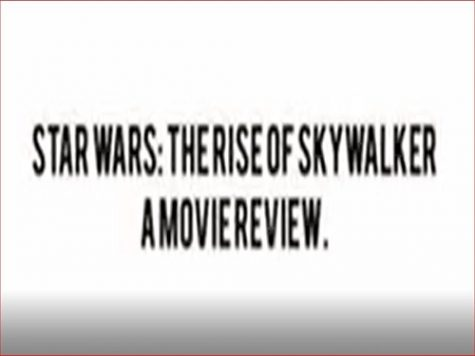 STAR WARS: THE Rise of Skywalker, recently hit theaters as an end to the legendary Star Wars saga. The movie shook fans to their core, ending the series after 40 years..