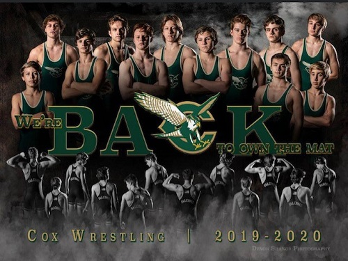 FALCON WRESTLING BRINGS  the
