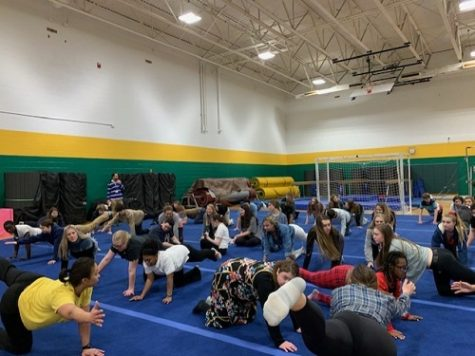 BEACH BUDDIES FITNESS week gives special needs students a chance to experience fitness activities, as well as interact with other students in the school setting.  As the club expands and interest grows, the opportunities the club creates for these students is immeasurable.