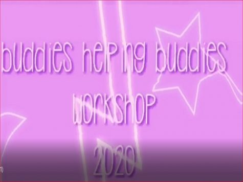"""BUDDIES HELPING BUDDIES"" hosts special nedds students in their annual event that gives everyone a chance to bond through a variety of activities. ""It"