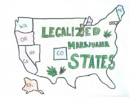 Journey to legalize continues; will all states climb aboard