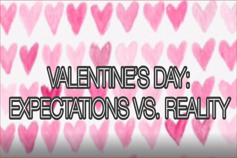 Valentine´s Day: expectations vs. realities