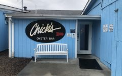 CHICK'S OYSTER BAR is a falcon favorite for good food and even better views, especially during the summer. Many students have also found part-time jobs at Chick's, gaining real-world experience and great benefits.
