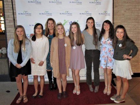 Senior Kaitlyn Piston recognized, Buddies Helping Buddies workshop