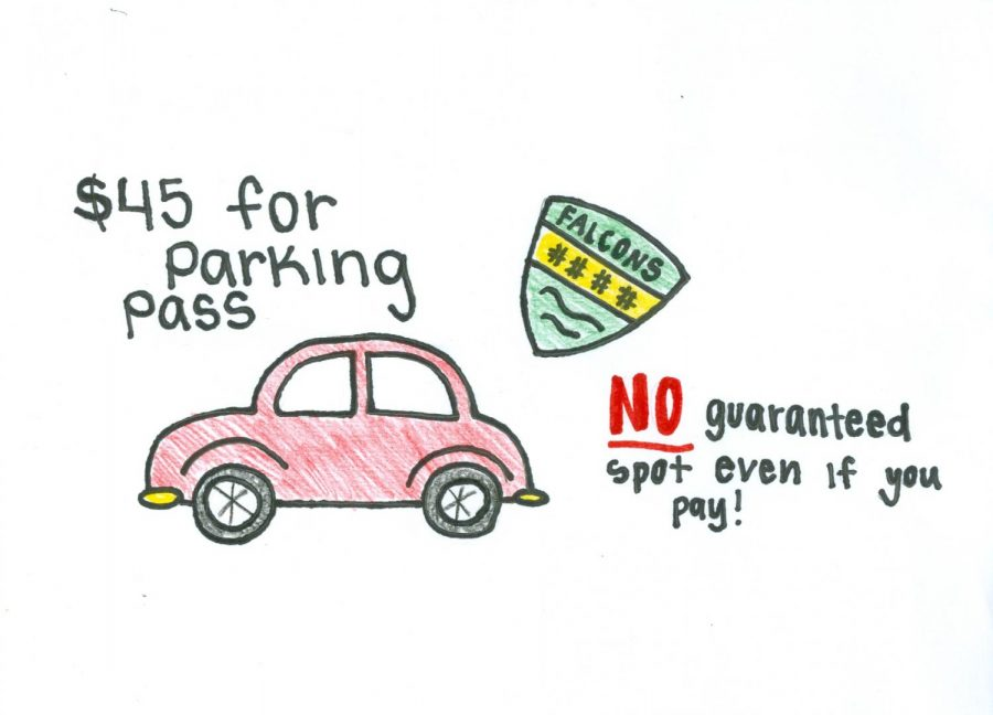 Parking decal agreements prove disastrous, unfair