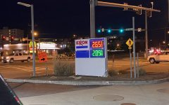 GAS PRICES DOUBLE almost overnight as local restrictions are gradually lifted.