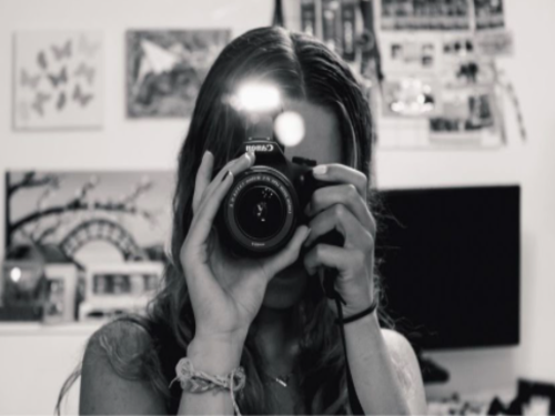 SENIOR BELLA PEYCELON expresses her love for photography through her camera lens. Peycelon has viewed her photography as capturing joy and has continued to do exactly that.